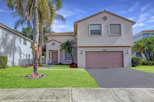 12724 NW 11th Ct, Sunrise, FL 33323 (MLS #A10891312) :: Miami Villa Group