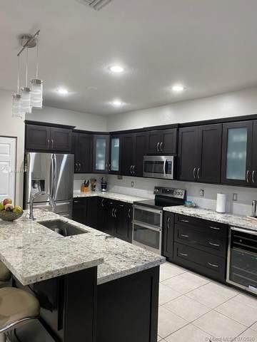 2533 SW 162nd Ave, Miramar, FL 33027 (MLS #A10891347) :: Green Realty Properties