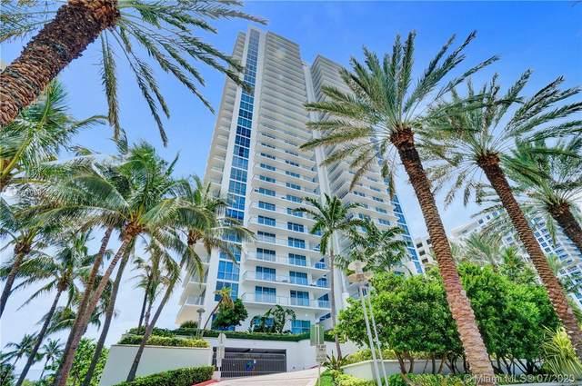 3101 S Ocean Dr #1102, Hollywood, FL 33019 (MLS #A10891413) :: Lucido Global
