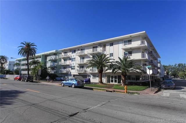 1420 Pennsylvania Ave #403, Miami Beach, FL 33139 (MLS #A10891420) :: Lucido Global