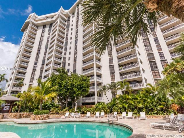 1000 Quayside Ter #1803, Miami, FL 33138 (MLS #A10891445) :: The Teri Arbogast Team at Keller Williams Partners SW