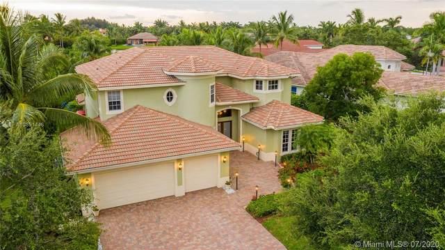 2801 E Stonebrook Cir, Davie, FL 33330 (MLS #A10891446) :: ONE | Sotheby's International Realty