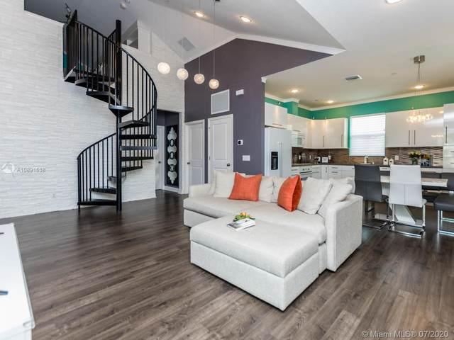 2941 Cascada Isles Way #2941, Cooper City, FL 33024 (MLS #A10891538) :: Berkshire Hathaway HomeServices EWM Realty