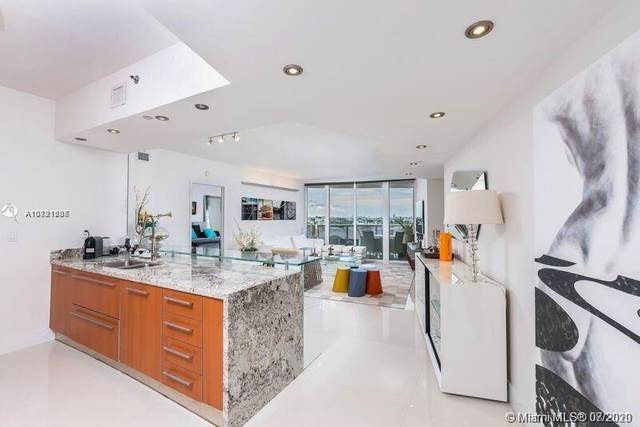 400 Alton Rd #1205, Miami Beach, FL 33139 (MLS #A10891607) :: Podium Realty Group Inc