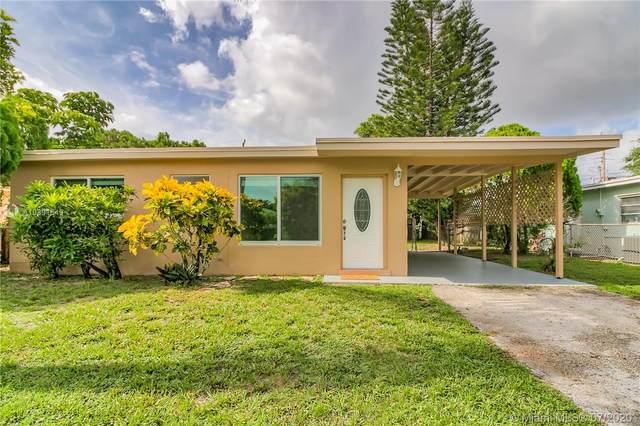 914 W Hawie St, Jupiter, FL 33458 (MLS #A10891649) :: Green Realty Properties
