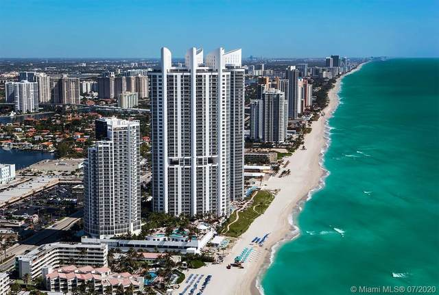 18201 Collins Ave #3906, Sunny Isles Beach, FL 33160 (MLS #A10891818) :: Green Realty Properties