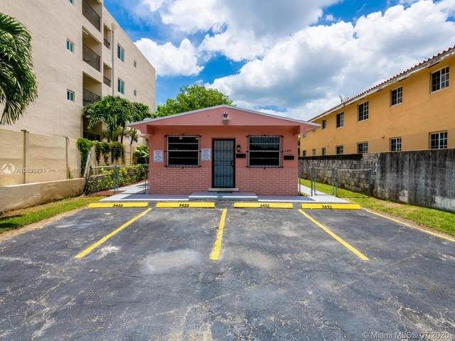 3423 NW 22nd Ave, Miami, FL 33142 (MLS #A10891821) :: The Jack Coden Group