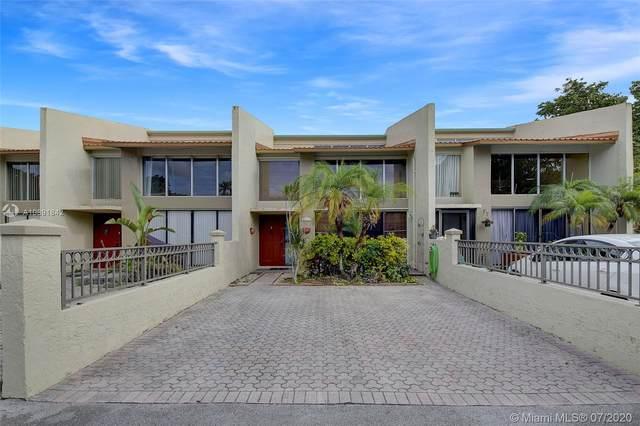 741 E Coco Plum Cir #7, Plantation, FL 33324 (MLS #A10891842) :: Berkshire Hathaway HomeServices EWM Realty