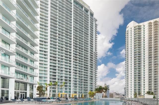 92 SW 3rd St #1912, Miami, FL 33130 (MLS #A10891860) :: Berkshire Hathaway HomeServices EWM Realty