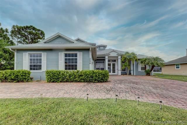 2238 SE Powell Ct, Port Saint Lucie, FL 34952 (MLS #A10891879) :: Berkshire Hathaway HomeServices EWM Realty