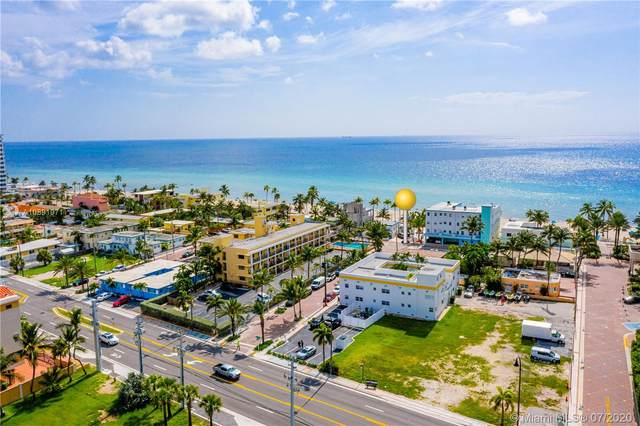 326 Wilson St #103, Hollywood, FL 33019 (MLS #A10891971) :: Berkshire Hathaway HomeServices EWM Realty