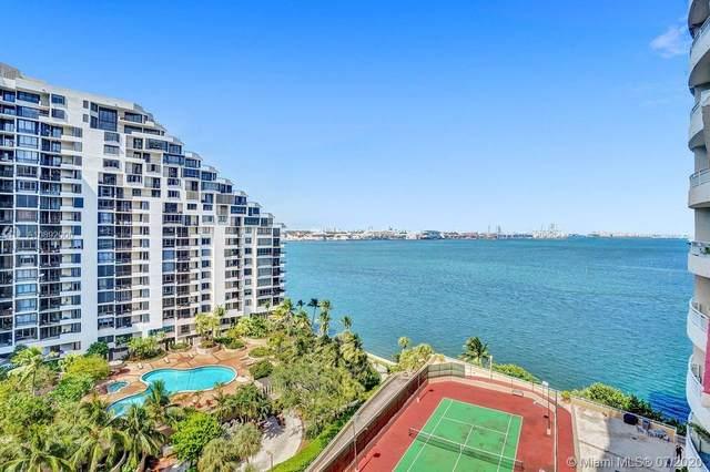 770 Claughton Island Dr #1403, Miami, FL 33131 (MLS #A10892006) :: Prestige Realty Group