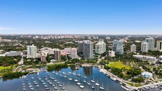 2821 S Bayshore Drive 16A, Coconut Grove, FL 33133 (MLS #A10892084) :: Re/Max PowerPro Realty