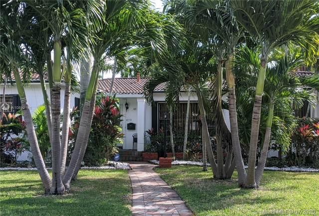 670 NE 51st St, Miami, FL 33137 (MLS #A10892176) :: ONE | Sotheby's International Realty