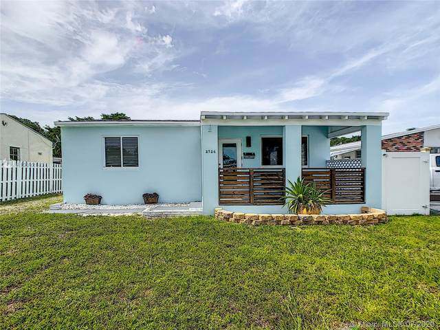 2726 Taylor St, Hollywood, FL 33020 (MLS #A10892183) :: Berkshire Hathaway HomeServices EWM Realty