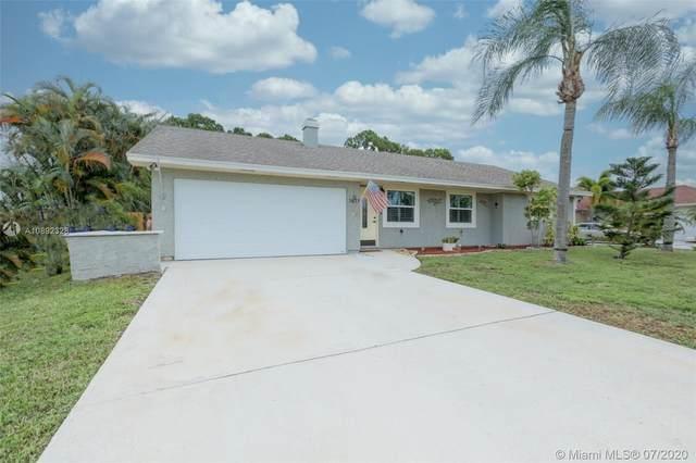 1611 SE Mariner Ln, Port Saint Lucie, FL 34983 (MLS #A10892328) :: ONE | Sotheby's International Realty