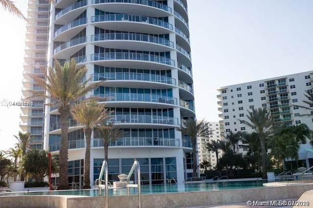 3101 S Ocean Dr #1507, Hollywood, FL 33019 (MLS #A10892370) :: Green Realty Properties