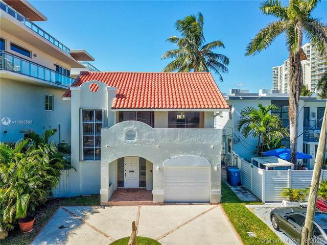 351 Desoto St, Hollywood, FL 33019 (MLS #A10892590) :: Berkshire Hathaway HomeServices EWM Realty