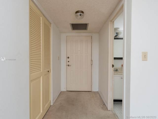 600 Parkview Dr #428, Hallandale Beach, FL 33009 (MLS #A10892690) :: Ray De Leon with One Sotheby's International Realty