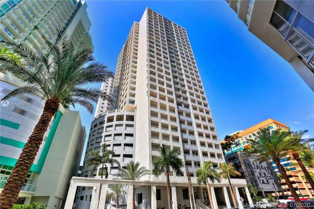 170 SE 14th St #1508, Miami, FL 33131 (MLS #A10892715) :: The Jack Coden Group