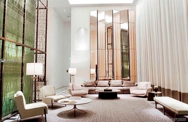 801 S Miami Ave #2909, Miami, FL 33130 (MLS #A10892742) :: Castelli Real Estate Services