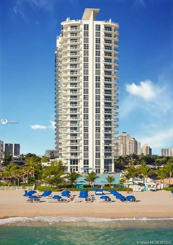 18683 Collins Ave #1403, Sunny Isles Beach, FL 33160 (MLS #A10892950) :: The Riley Smith Group