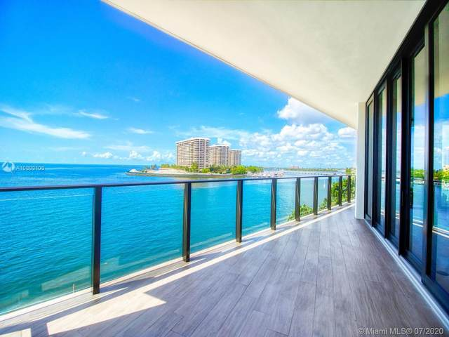 3581 E Glencoe Street #401, Miami, FL 33133 (MLS #A10893100) :: Ray De Leon with One Sotheby's International Realty