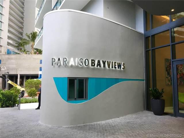 501 NE 31 #1205, Miami, FL 33137 (MLS #A10893123) :: The Teri Arbogast Team at Keller Williams Partners SW