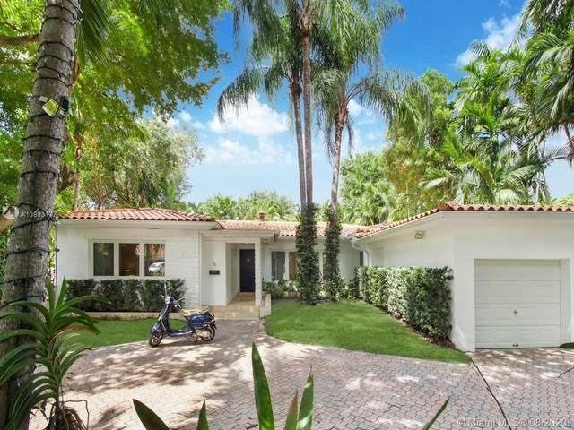 94 Bay Heights Drive, Coconut Grove, FL 33133 (MLS #A10893177) :: The Rose Harris Group