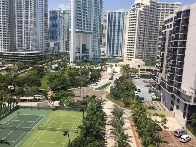 520 Brickell Key Dr A1210, Miami, FL 33131 (MLS #A10893181) :: Patty Accorto Team