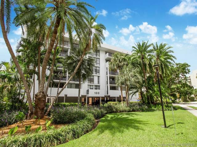 100 Ocean Lane Dr #506, Key Biscayne, FL 33149 (MLS #A10893220) :: The Pearl Realty Group