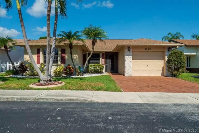 621 Green River Ln, Davie, FL 33325 (#A10893227) :: Real Estate Authority