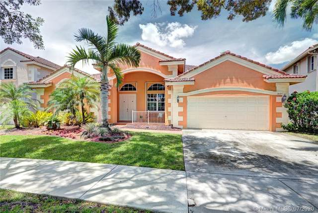 3884 Heron Ridge Ln, Weston, FL 33331 (MLS #A10893372) :: Berkshire Hathaway HomeServices EWM Realty