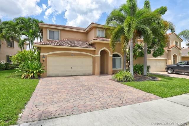 3815 Woodfield Ct, Coconut Creek, FL 33073 (MLS #A10893574) :: Grove Properties