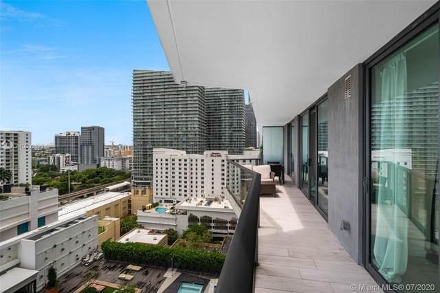 1300 S Miami Ave #1509, Miami, FL 33130 (MLS #A10893593) :: Berkshire Hathaway HomeServices EWM Realty