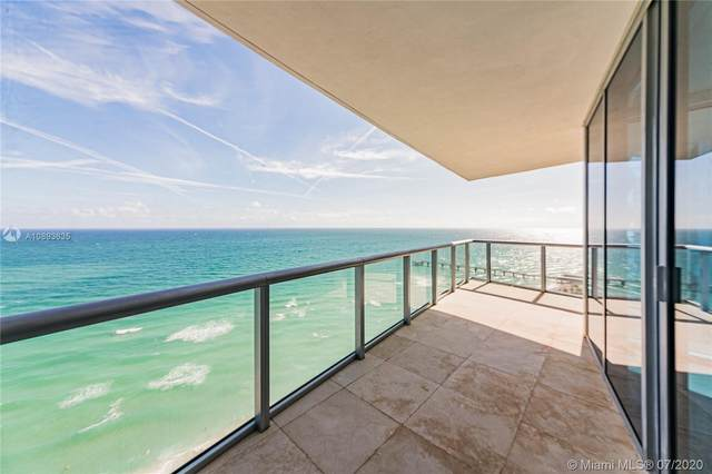 17001 Collins Ave #2201, Sunny Isles Beach, FL 33160 (MLS #A10893635) :: The Teri Arbogast Team at Keller Williams Partners SW