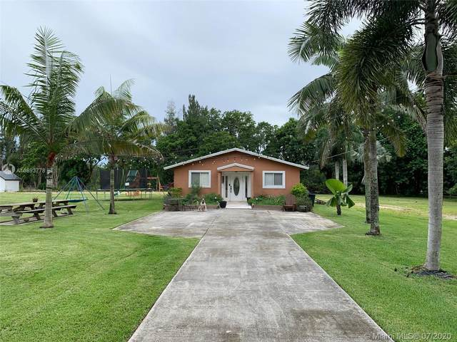 6521 SW 183rd Way, Southwest Ranches, FL 33331 (MLS #A10893778) :: The Teri Arbogast Team at Keller Williams Partners SW