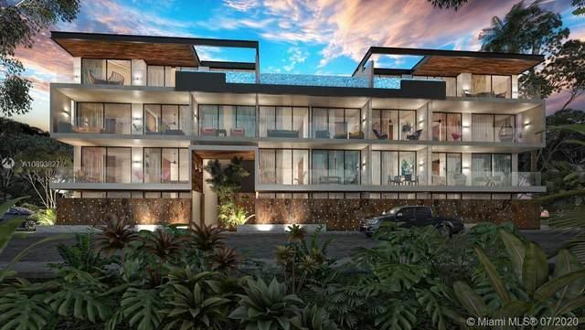 Calle 3 Poniente #303, Hyde Tulum Apartments, FL 00000 (MLS #A10893827) :: Dalton Wade Real Estate Group