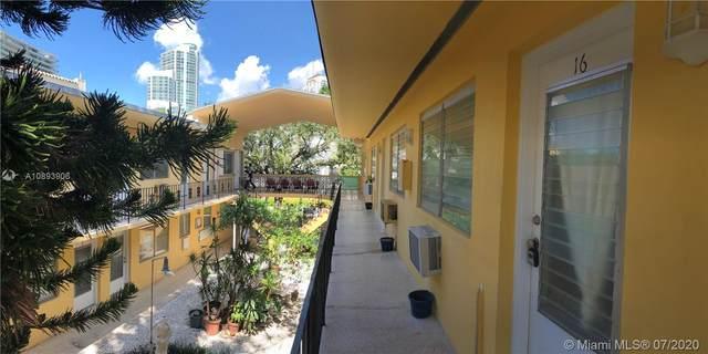 75 Washington Ave #16, Miami Beach, FL 33139 (MLS #A10893906) :: ONE Sotheby's International Realty