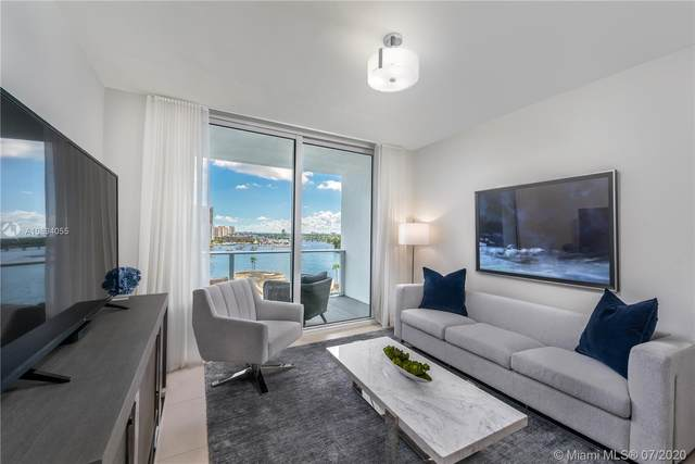 401 N Birch Rd #903, Fort Lauderdale, FL 33304 (MLS #A10894055) :: The Jack Coden Group