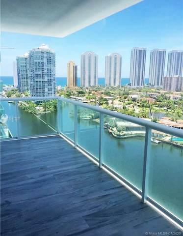 400 Sunny Isles Blvd #1708, Sunny Isles Beach, FL 33160 (MLS #A10894195) :: The Pearl Realty Group