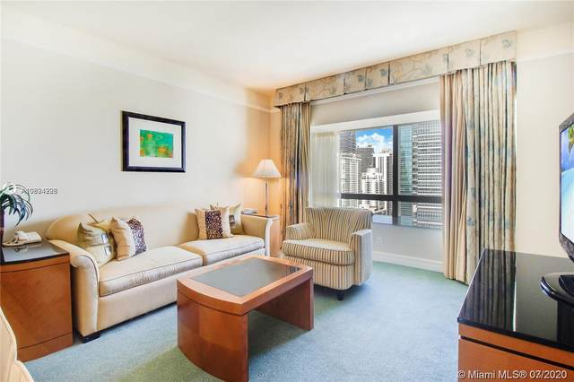 1435 Brickell Ave #3510, Miami, FL 33131 (MLS #A10894298) :: Ray De Leon with One Sotheby's International Realty