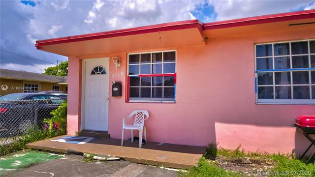 10408 NW 6th Ave, Miami, FL 33150 (MLS #A10894314) :: Berkshire Hathaway HomeServices EWM Realty