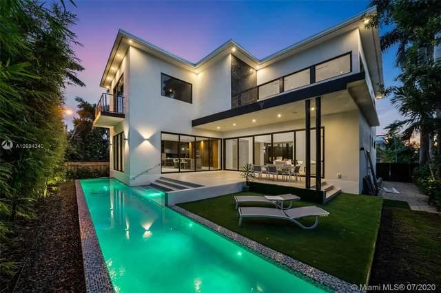 7801 Miami View Dr, North Bay Village, FL 33141 (MLS #A10894340) :: Berkshire Hathaway HomeServices EWM Realty