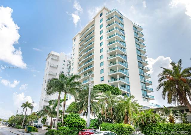 7935 East Dr #1002, North Bay Village, FL 33141 (MLS #A10894479) :: Ray De Leon with One Sotheby's International Realty