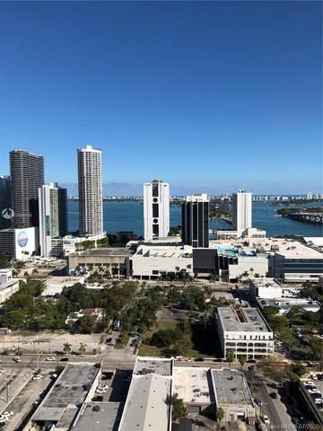 1600 NE 1st Ave #2904, Miami, FL 33132 (MLS #A10894495) :: Green Realty Properties