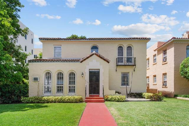 114 Menores Ave, Coral Gables, FL 33134 (MLS #A10894504) :: The Jack Coden Group