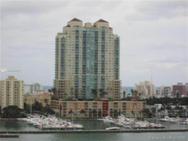 90 Alton Rd #2503, Miami Beach, FL 33139 (MLS #A10894517) :: Carole Smith Real Estate Team
