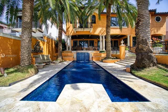1900 S Bayshore Ln, Miami, FL 33133 (MLS #A10894527) :: The Rose Harris Group