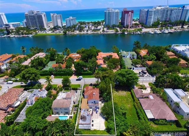 5334 Pine Tree Dr, Miami Beach, FL 33140 (MLS #A10894555) :: Berkshire Hathaway HomeServices EWM Realty